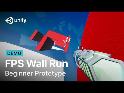FPS Wall Run | Prototype Series