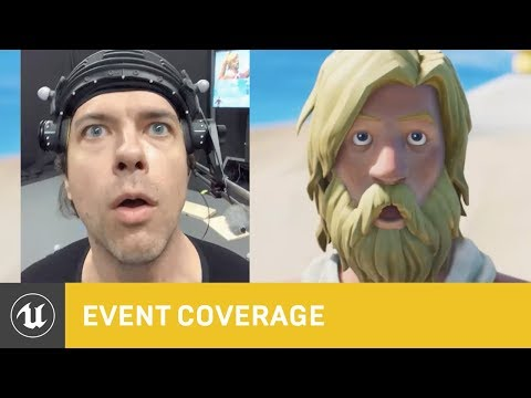 Virtual Production in UE4 | SIGGRAPH 2019 | Unreal Engine