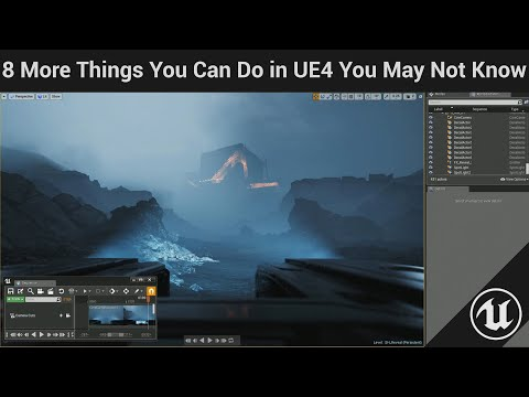 8 More things you can do in Unreal Engine you may not know