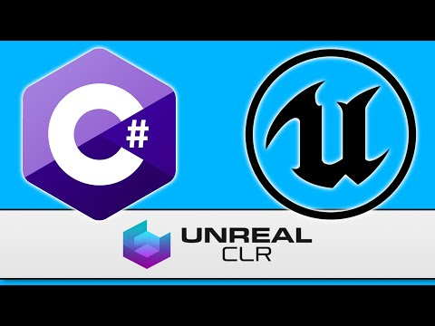 C# In Unreal Engine using UnrealCLR