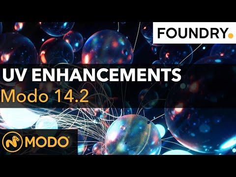 Modo 14.2 - UV Enhancements