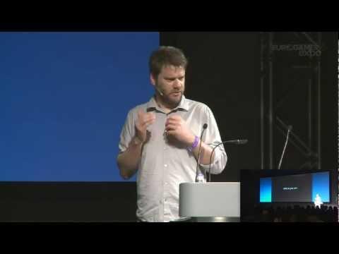 Eurogamer Expo 2012: Valve Software's Chet Faliszek