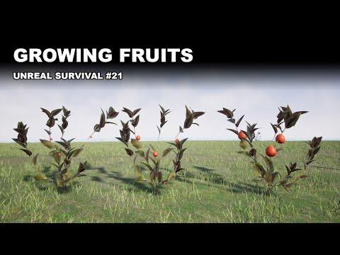 Unreal Survival #21 - Growing Fruits
