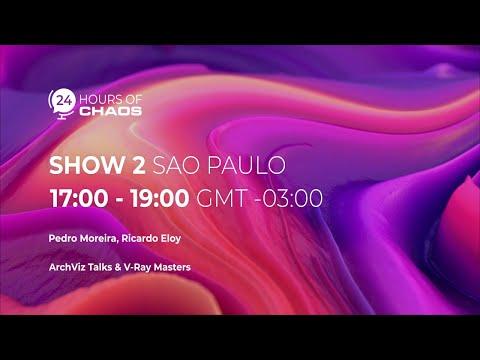 Show 2 — Sao Paulo, Brazil | 24 Hours Of Chaos