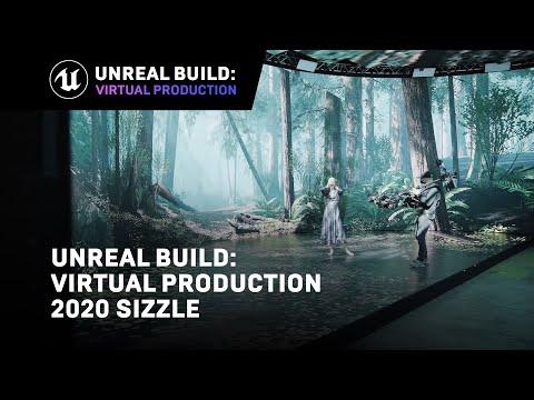 Unreal Build: Virtual Production 2020 Sizzle | Unreal Engine