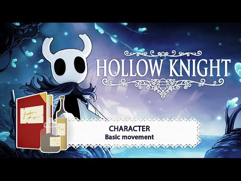 Game Dev Pantry   Hollow Knight - Character Part 1: Basic Movement