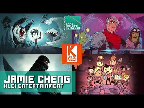 Don't Starve's Jamie Cheng of Klei Entertainment | The Academy of Interactive Arts & Sciences