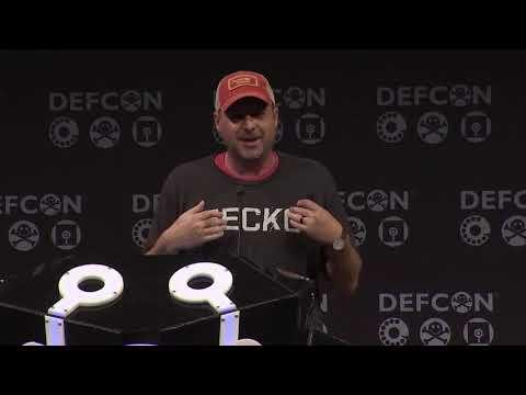 DEF CON 27 Conference - Bill Swearingen - HAKC THE POLICE