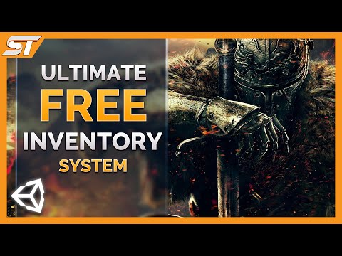 🔥 INSANE 🔥 FREE INVENTORY SYSTEM for Unity