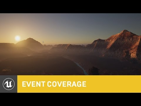 Unreal Engine Open World Preview and Landscape Tools | Unreal Dev Days 2019 | Unreal Engine