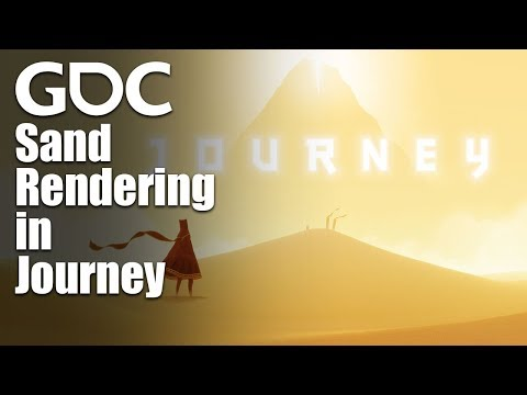 Sand Rendering in Journey