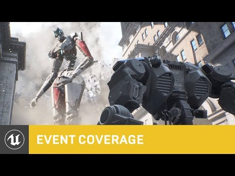 Causing Chaos: Physics and Destruction in UE4 | SIGGRAPH 2019 | Unreal Engine