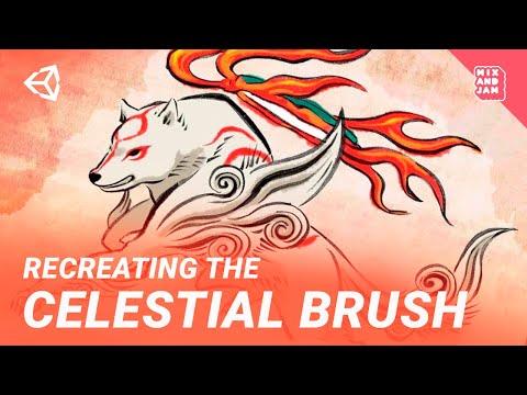 Okami's Celestial Brush | Mix and Jam