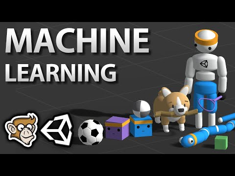 How to use Machine Learning AI in Unity! (ML-Agents)